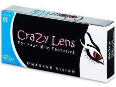 Kontaktlinsen MaxVue Vision - ColourVUE Crazy Lens - mit Stärke (2Linsen)