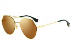 Sonnenbrillen Extravagant - Fendi FF 0194/S 001/83