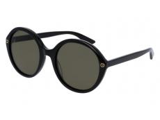 Sonnenbrillen Oval / Elipse - Gucci GG0023S-001