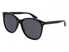 Sonnenbrillen Oval / Elipse - Gucci GG0024S-001