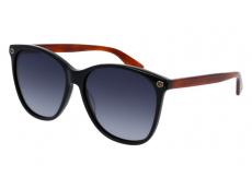 Sonnenbrillen Oval / Elipse - Gucci GG0024S-003