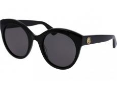 Sonnenbrillen Cat Eye - Gucci GG0028S-001