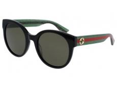 Sonnenbrillen Oval / Elipse - Gucci GG0035S-002