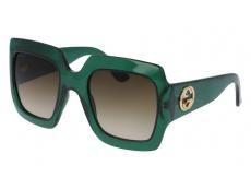 Sonnenbrillen Extragroß - Gucci GG0053S-005