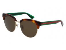 Sonnenbrillen Browline - Gucci GG0058SK-003