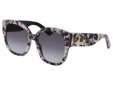 Sonnenbrillen Extragroß - Gucci GG0059S-004