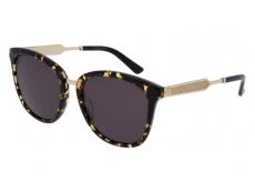 Sonnenbrillen Oval / Elipse - Gucci GG0073S-002