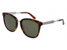 Sonnenbrillen Oval / Elipse - Gucci GG0073S-003