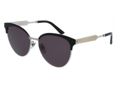 Sonnenbrillen Cat Eye - Gucci GG0074S-001