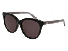 Sonnenbrillen Oval / Elipse - Gucci GG0081SK-002