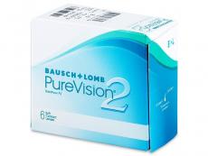 Kontaktlinsen online - PureVision 2 (6Linsen)