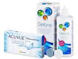 Acuvue Oasys (6 Linsen) +Gelone360ml