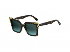 Sonnenbrillen Extravagant - Fendi FF 0260/S C9K/EQ