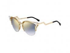 Sonnenbrillen Extravagant - Fendi FF 0041/S 27L/FQ
