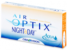 Air Optix Night and Day Aqua (6Linsen) - Älteres Design