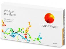 Multifokale Linsen - Proclear Multifocal (6Linsen)
